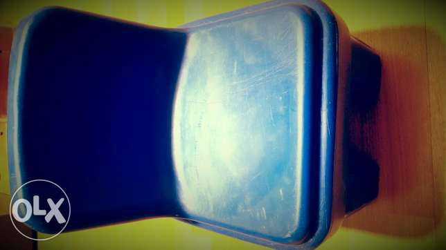 chicco blue chair