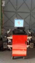 Wheel alignment machine Hunter 321 made in usa in good condition ideal