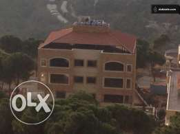 Furnished roof top for rent in Daychounieh