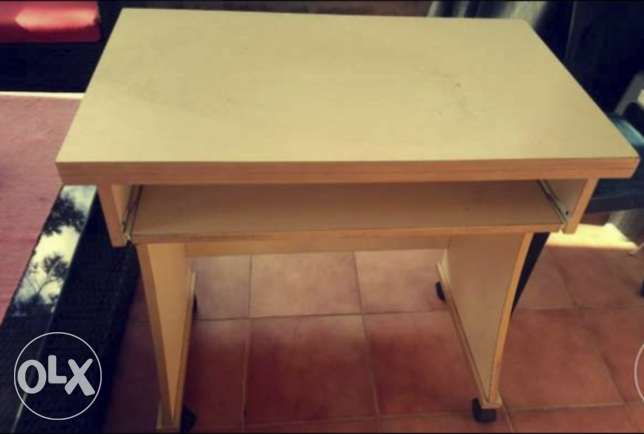 Table for Computer (desk)