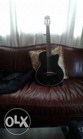 Electro classic guitar for sale
