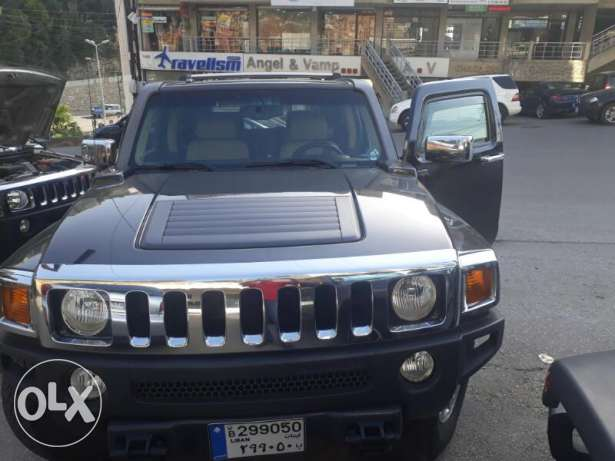Hummer mod 2006 excellent condition