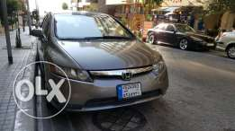 Honda Civic Model 2007, automatic, fully optioned, airbag,