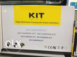 4CH AHD Bullet Camera & DVR Kit 180$ (last peice) only for OLX users