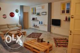 Furnished apartment in Tabaris