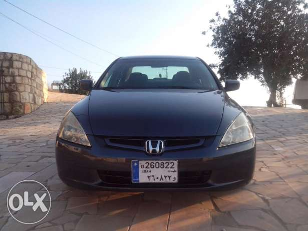 Honda accord lx 2003