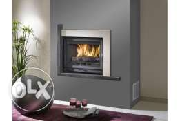 brand new chazelles fireplace D70 10 years warranty made in France