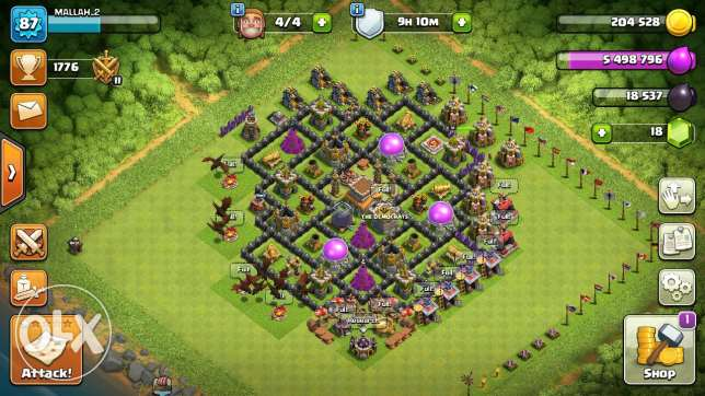 Th 8 max for sale