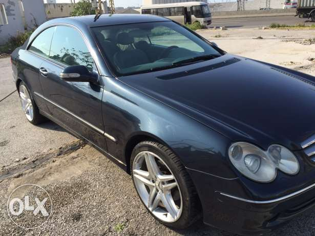 clk 320 sport package screen راس  بيروت -  2