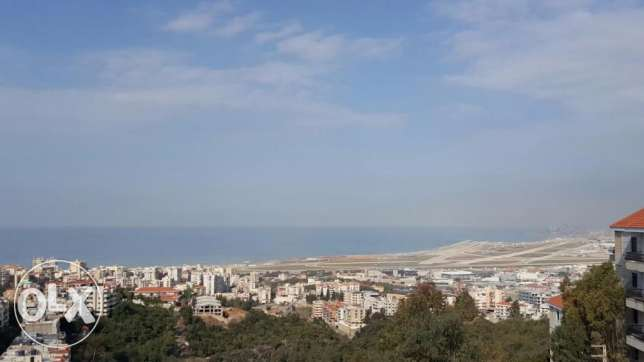 Modern Apartment with sea view for sale in Bchamoun Al Madaress