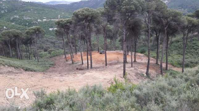 Ref (PE1.L.308), 11,070 m2 land for sale in Quornayel / Daher Salima /