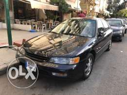 Honda Accord 1995 ex full options very clean car always maintained