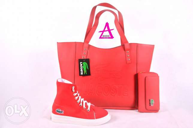 bag shoes and wallet فؤاد شهاب -  8