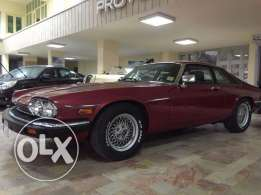 Jaguar xjs year 1989