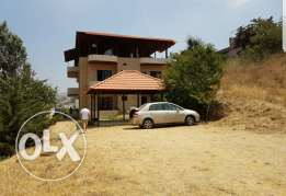 House 2 floors of 250 sqm each in Badghan for sale