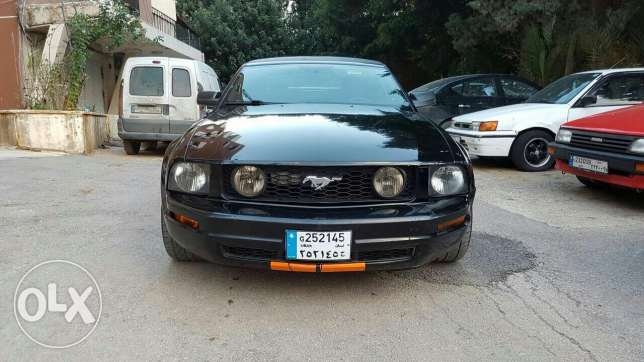 Ford mustang conertabile