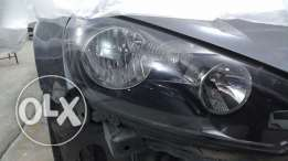 Right headlight golf 6