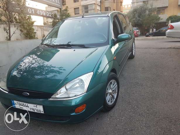 Ford Focus European source, full option in very good conditions بعبدا -  2