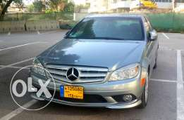 Mercedes C300 model 2008 panoramic