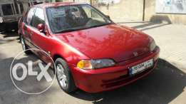 Honda Civic 5ar2a model 1994