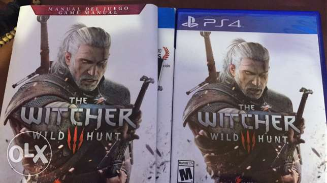 witcher 3 with codes bot used and map special edition for trade