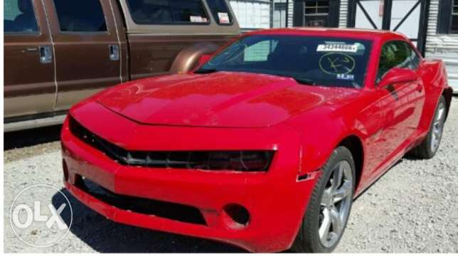 camaro RS 2010 very low mileage صور -  2