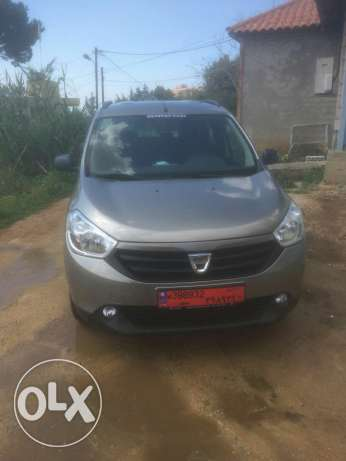 dacia lodgy 2014 كسروان -  3