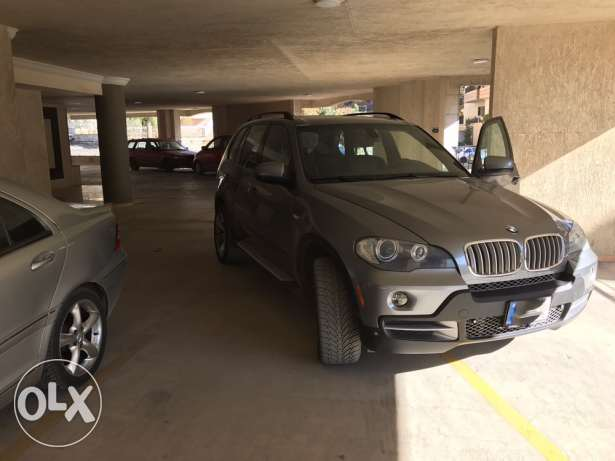 Bmw x5 2007 sport package full options حوش الأمراء -  4