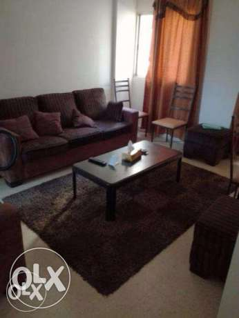 Furnished apartment for rent in Zalka