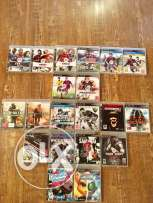 PS3 games all for 250$ SPECIAL OFFER