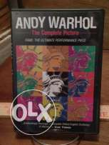 Andy Warhol The Complete Picture original DVD