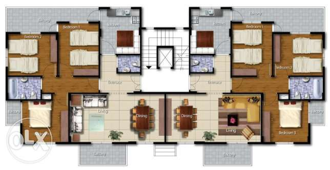 New Apartments with Sea View at Edde, Jbeil جبيل -  6