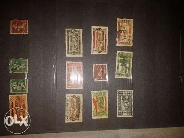 Old stamps...