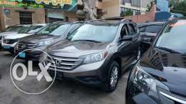 Honda CR-V 2012 Brown-Black