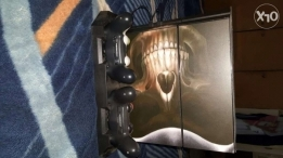 ps4500gb with 9 games perfect condition