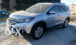 Crv 2012 ex 4 wheel 37000miles