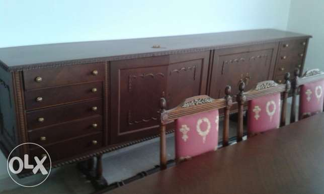 Dining room excellent condition غدير -  1