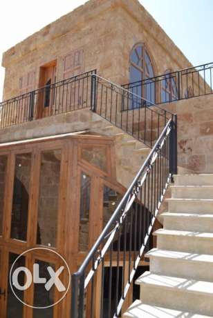 Batroun Old Houses: 1317 first floor