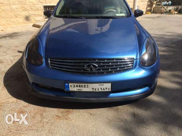 infinity g35 coupe mod 2003 technology -super clean car - zaweyed... الشوف -  4
