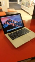 macbook pro core i7 8gb 128ssd 13.3 very clean