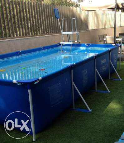 Piscine Intex a vendre