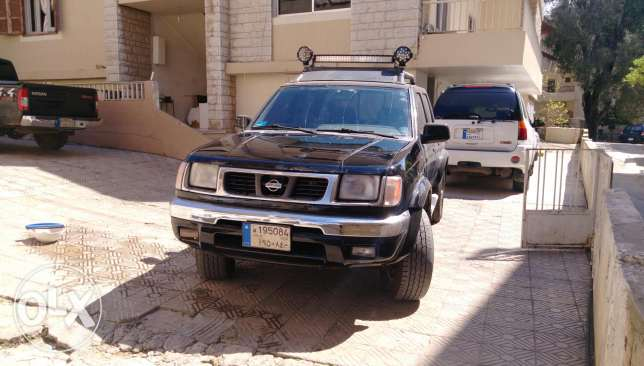 Nissan frontier 2000 veryy good condition