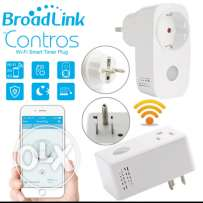 Smart home Broadlink wifi power socket plug outlet,smart phone Wirele