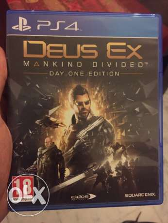 Deus Ex Mankind Divided ( Day one Edition) انطلياس -  1