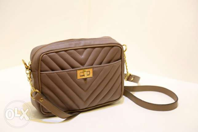 High quality leather/crossbody bags جديدة -  3