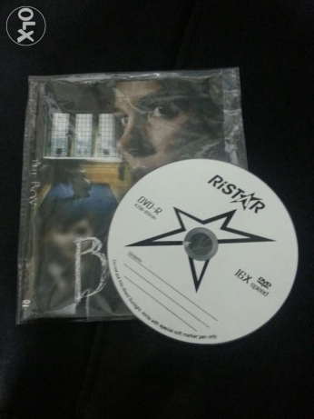 "The boy DVD ""CD"" خلدة -  2"