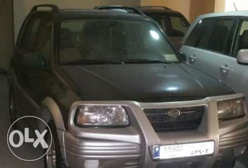 Suzuki vitara wagon for sale