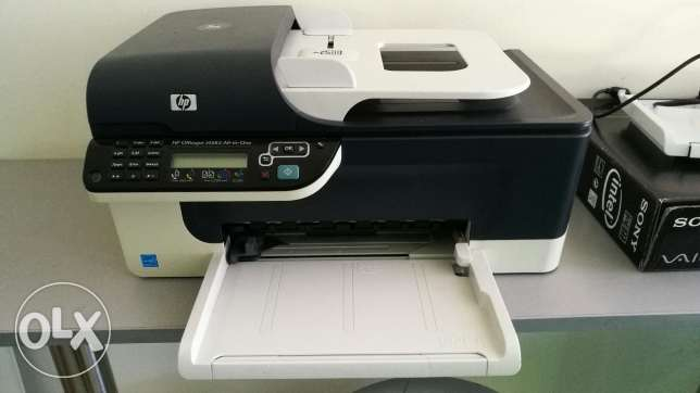 Printer inkjet 4 in 1