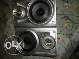 2 speakers super clean 50 alf last price