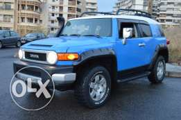 Toyota FJ CRUISER Mod. 2007, Sport Package, Super Conditions